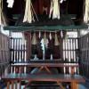 秋葉神社 神殿